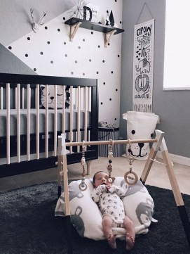 Fabulous Baby Boy Room Design Ideas For Inspiration 32