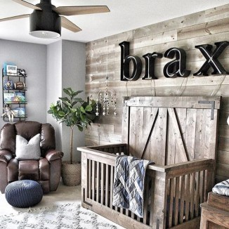 Fabulous Baby Boy Room Design Ideas For Inspiration 42