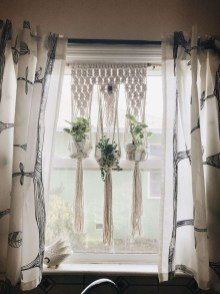Lovely Window Design Ideas With Plants That Make Your Home Cozy 04