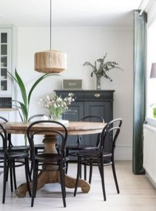 Oustanding Diy Decor Ideas To Upgrade Your Dining Room 06