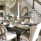 Oustanding Diy Decor Ideas To Upgrade Your Dining Room 14