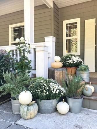 Perfect Porch Planter Design Idseas That Will Give Your Exterior A Unique Look 16