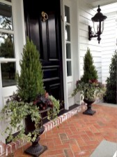 Perfect Porch Planter Design Idseas That Will Give Your Exterior A Unique Look 31