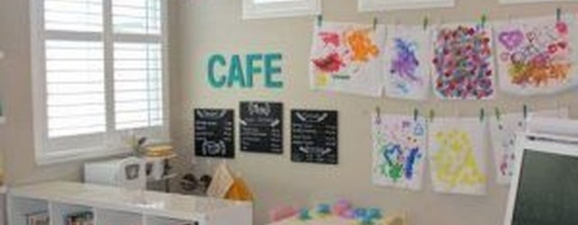 Pretty Playroom Design Ideas For Childrens 41