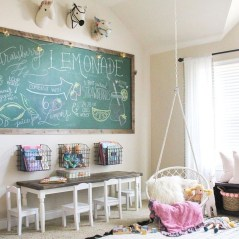 Pretty Playroom Design Ideas For Childrens 47