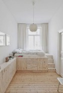 Spectacular Diy Bed Design Ideas That Suitable For Small Space 24