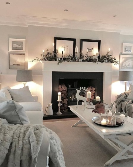 Stunning Living Room Ideas For Home Inspiration 30