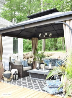 Stylish Gazebo Design Ideas For Your Backyard 09