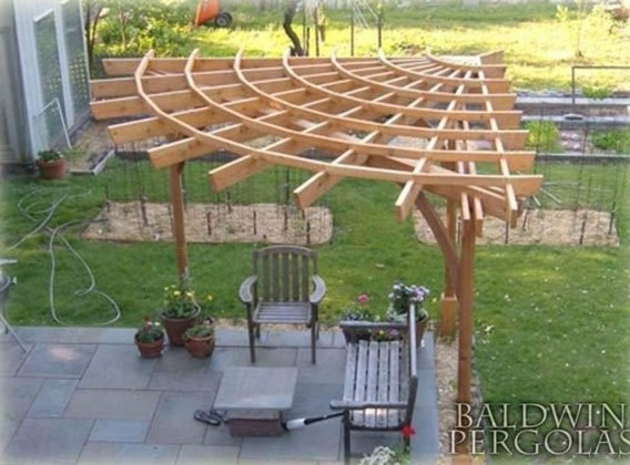 Stylish Gazebo Design Ideas For Your Backyard 16