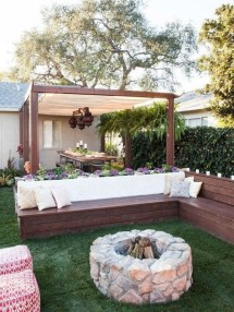 Stylish Gazebo Design Ideas For Your Backyard 26