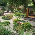 Adorable Garden Design Ideas With Low Maintenance33