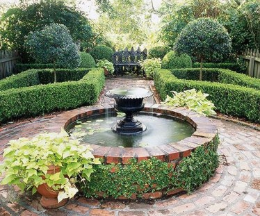 Best Ideas For Formal Garden Design19