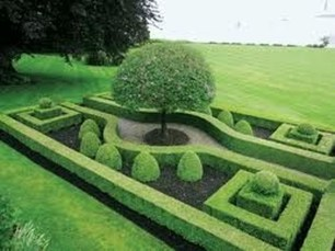 Best Ideas For Formal Garden Design35