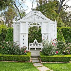 Best Ideas For Formal Garden Design36