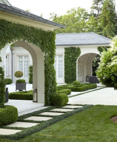 Best Ideas For Formal Garden Design41