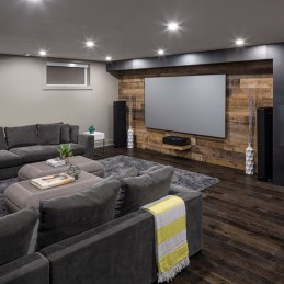 Cool Basement Living Room Design Ideas15