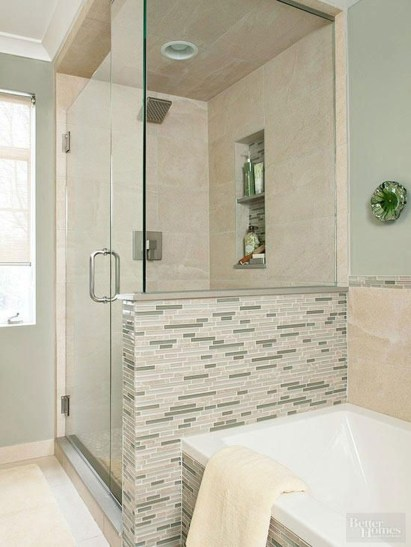 Fabulous Bathroom Shower And Tub Designs Ideas13