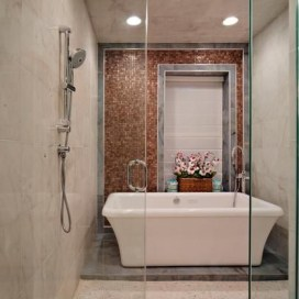 Fabulous Bathroom Shower And Tub Designs Ideas18