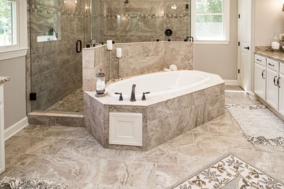 Fabulous Bathroom Shower And Tub Designs Ideas19