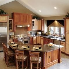 Fantastic L Shaped Kitchen Design Ideas17