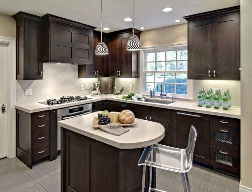 Fantastic L Shaped Kitchen Design Ideas35