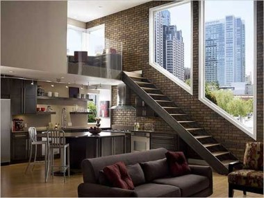 Fantastic Modern Style Apartment Designs Ideas10