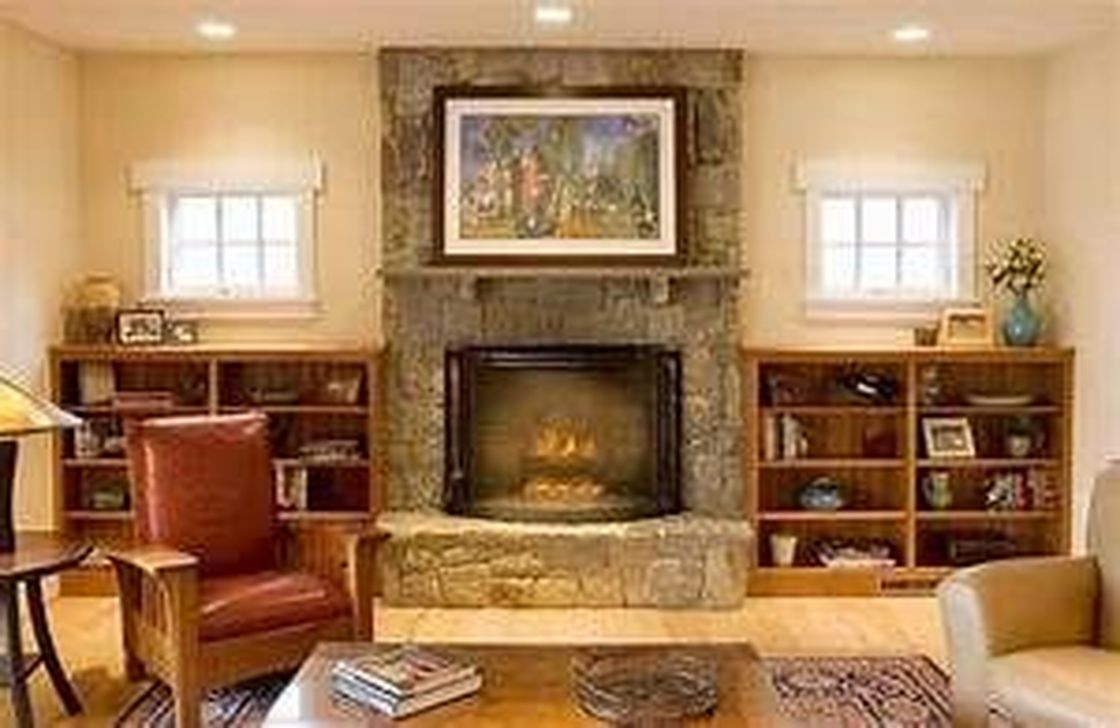 Gorgeous Cabinet Design Ideas For Small Living Room07