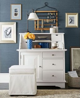Gorgeous Cabinet Design Ideas For Small Living Room27
