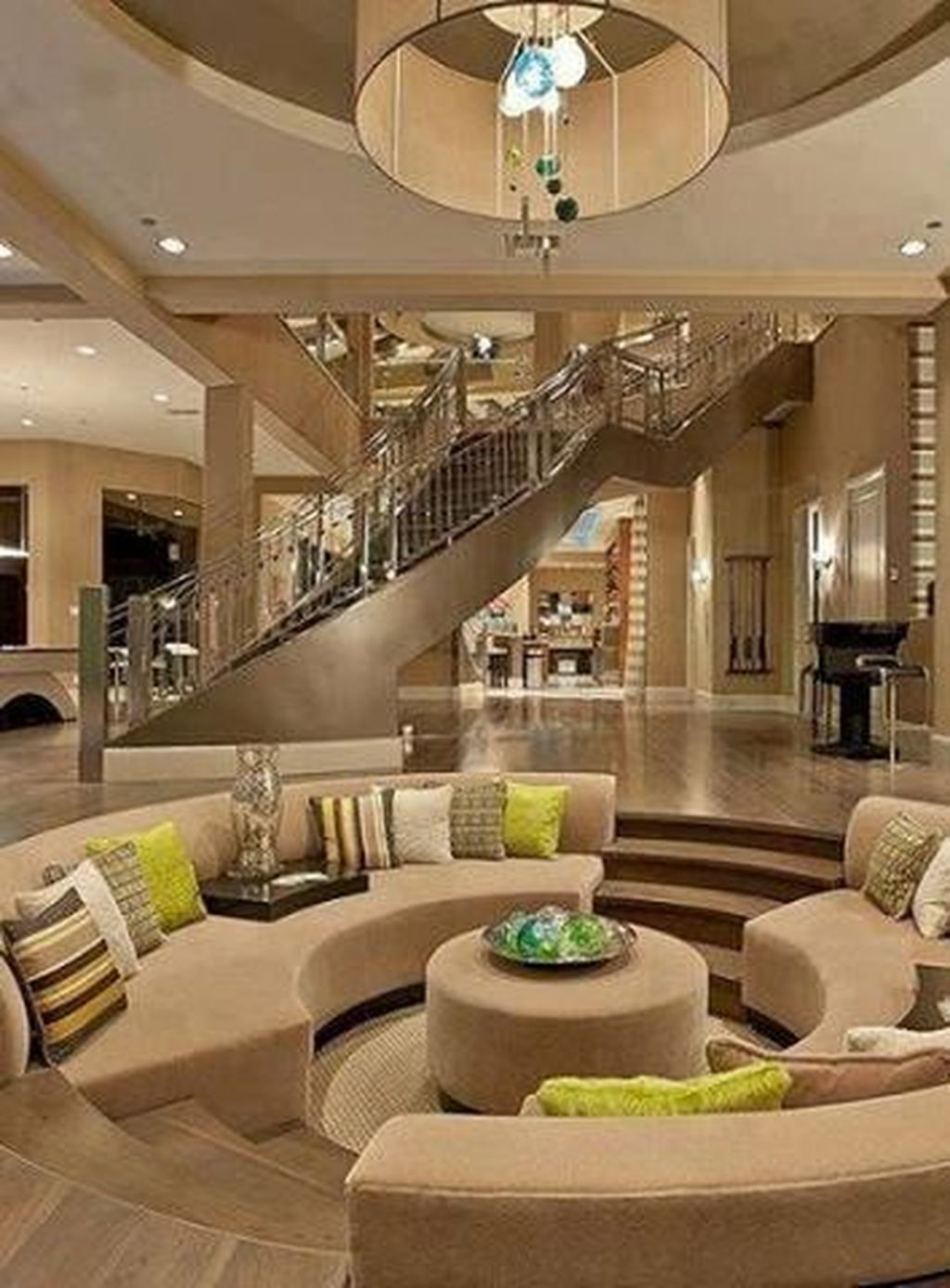 Inspiring Luxury Interior Design Ideas For Living Room39