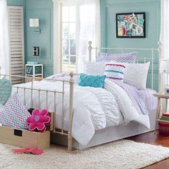 Totally Inspiring Inexpensive Bedroom Décor Ideas27