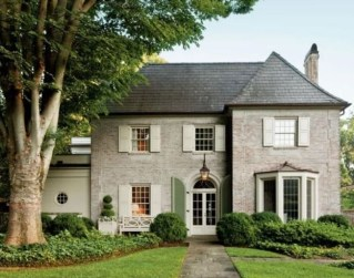 Adorable Brick House Exterior Makeover16