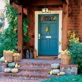 Adorable Brick House Exterior Makeover26