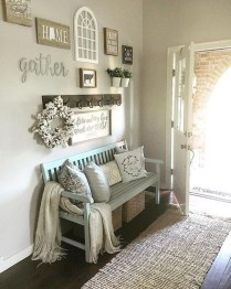 Adorable Fall Home Decor Ideas With Farmhouse Style35