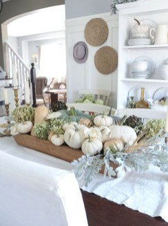 Adorable Fall Home Decor Ideas With Farmhouse Style41