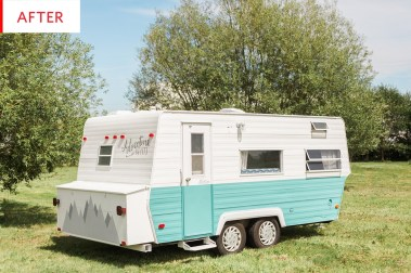 Adorable Vintage Travel Trailers Remodel Ideas18