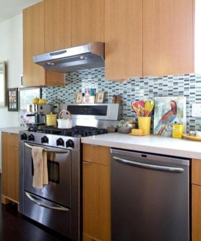 Best Ideas For Kitchen Backsplashes Decor With Pros And Cons34