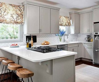 Comfy Kitchen Remodel Ideas For Small Kitchen01