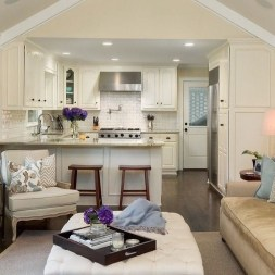 Comfy Kitchen Remodel Ideas For Small Kitchen23