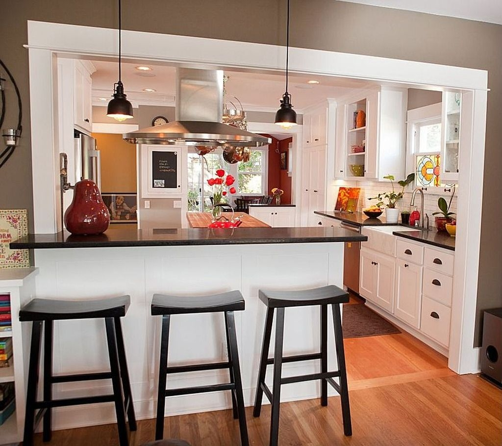 Comfy Kitchen Remodel Ideas For Small Kitchen27