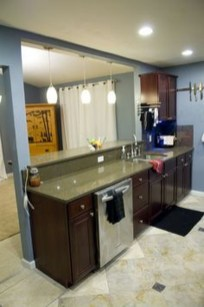Comfy Kitchen Remodel Ideas For Small Kitchen39