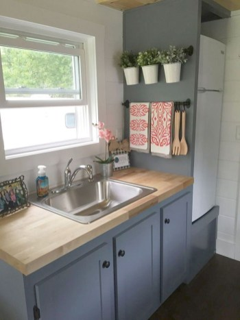 Comfy Kitchen Remodel Ideas For Small Kitchen42