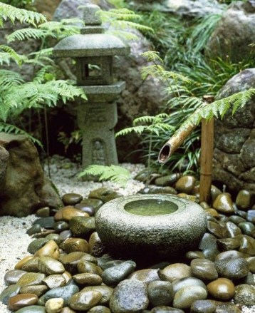 Creative Rock Garden Ideas For Your Backyard25