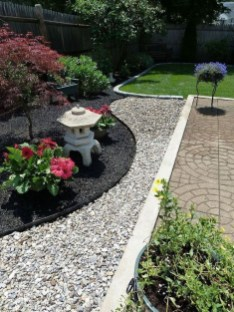 Creative Rock Garden Ideas For Your Backyard44