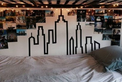 Easy Diy Projects For Your Dorm Room Design27