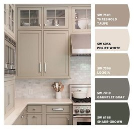 Easy Kitchen Cabinet Painting Ideas05