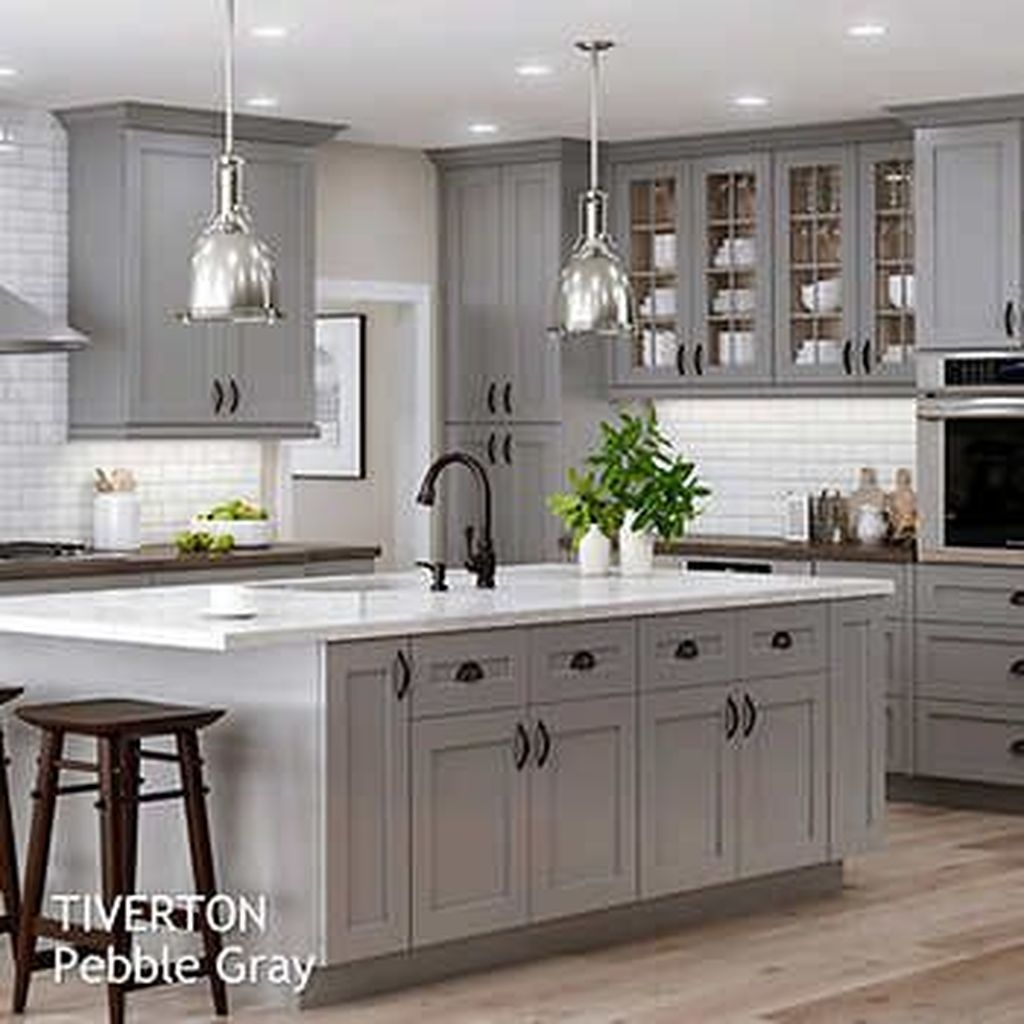 Easy Kitchen Cabinet Painting Ideas18