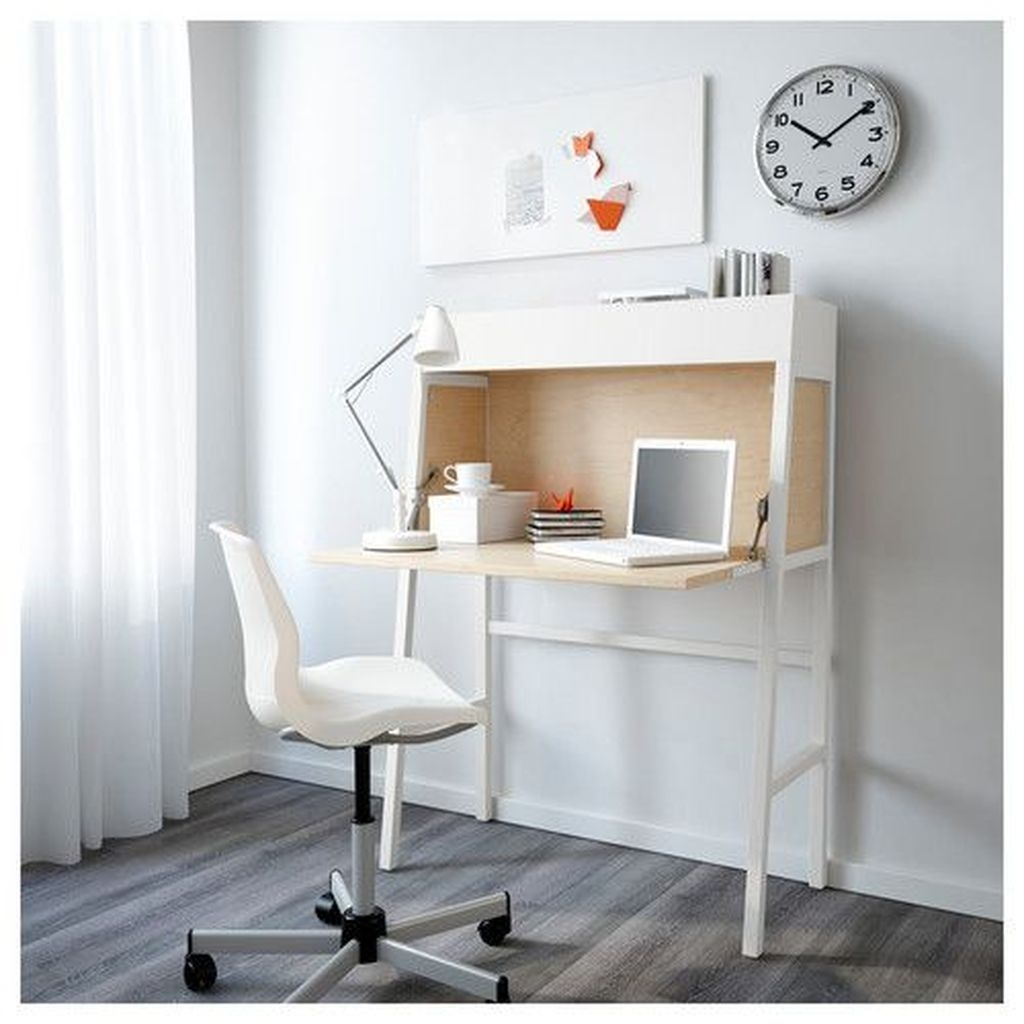 Fabulous Office Furniture For Small Spaces06