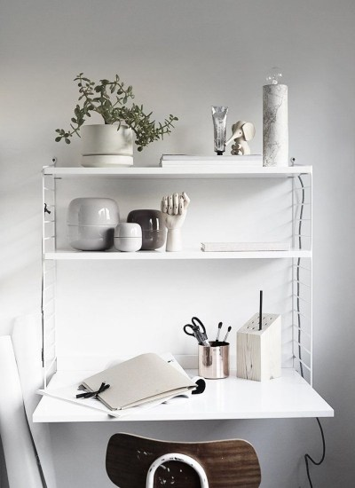 Fabulous Office Furniture For Small Spaces20