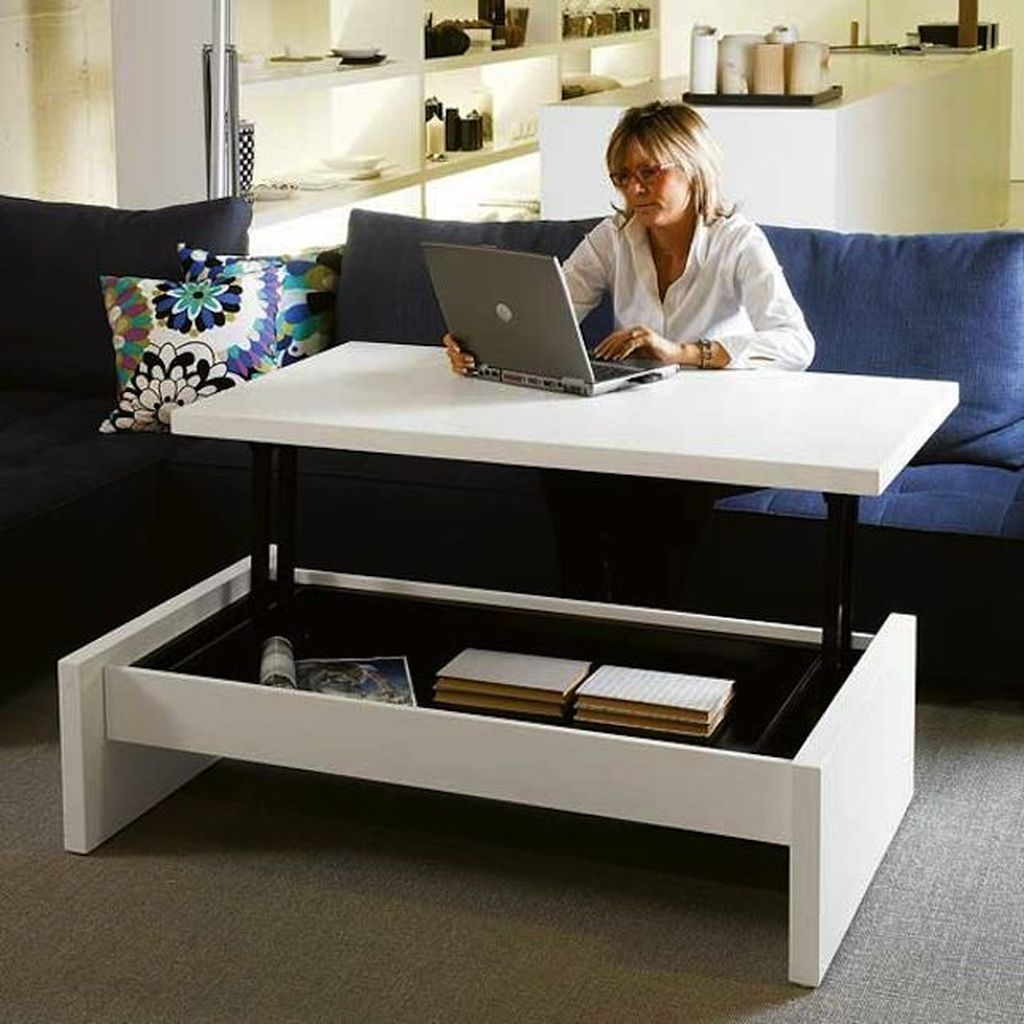 Fabulous Office Furniture For Small Spaces22