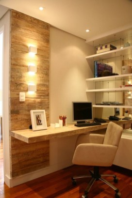 Fabulous Office Furniture For Small Spaces26
